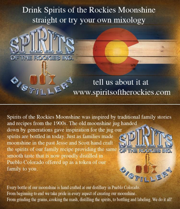 About Spirits Of The Rockies